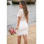 Vestido Tychy - Off White