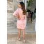 Vestido Victoria - Rosê