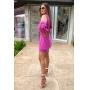 Vestido Yasmin - Roxo