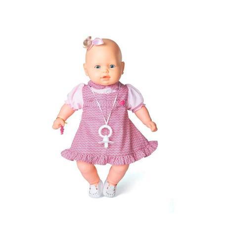 Bebezinho Veste Rosa Estrela