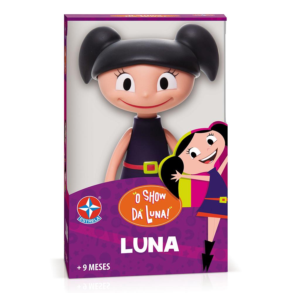 Boneca Show Da Luna 21CM