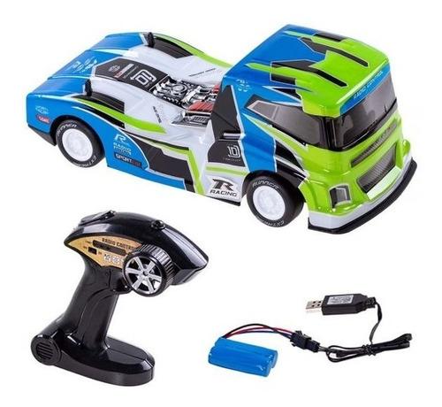 Caminhão Com Controle Remoto Super Truck Sport - Cks