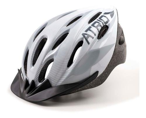 Capacete P/ciclismo Mtb 2.0 Br/cz Tam G Bl165 Atrio