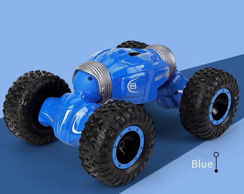 Carrinho Controle Remoto Twister Extreme Climber Azul Cks