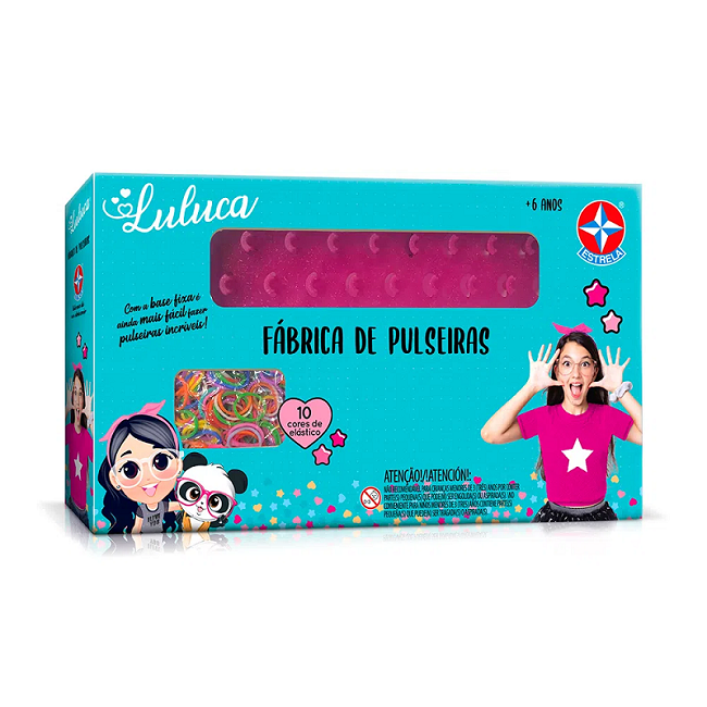Fábrica De Pulseiras Luluca Estrela
