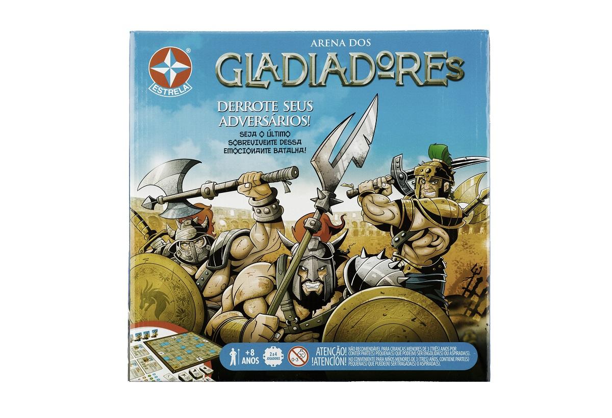 Jogo Arena Dos Gladiadores Estrela