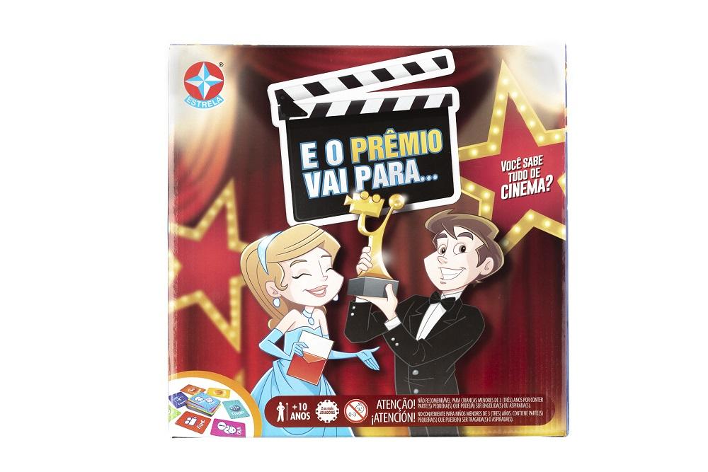 Jogo E O Oscar Vai Para Estrela