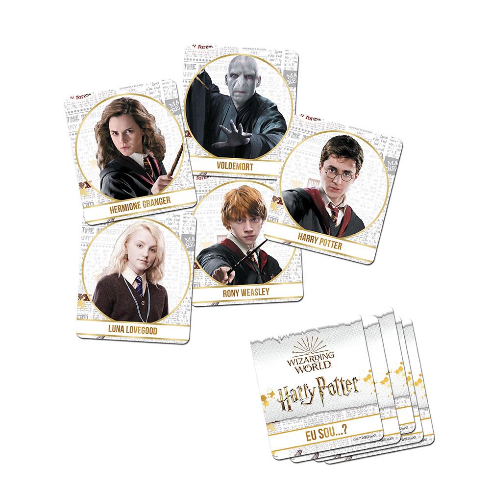 Jogo Eu Sou? Harry Potter Estrela