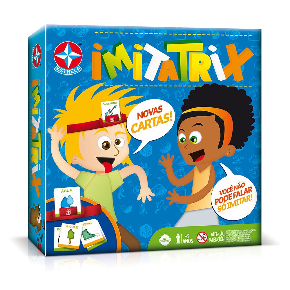 jogo Imitatrix Estrela