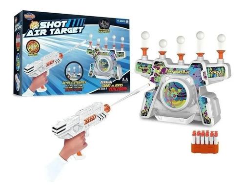 Lançador De Dardos Com Alvos Flutuantes Machiine 41293 Toyng
