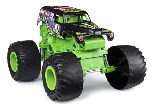 Monster Jam Grave Digger Monster Size Truck 1:10 - Sunny 2032