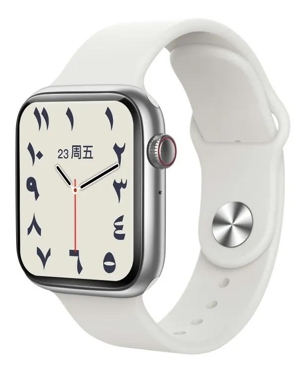 Smartwatch T500 + Plus (Serie 6) Branco