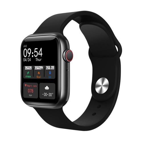 Smartwatch T500 + Plus (Serie 6) Preto