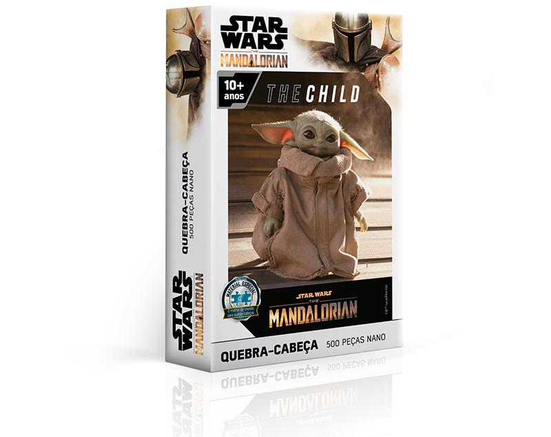 STAR WARS - THE MANDALORIAN - THE CHILD 500PÇS G.OFFICE