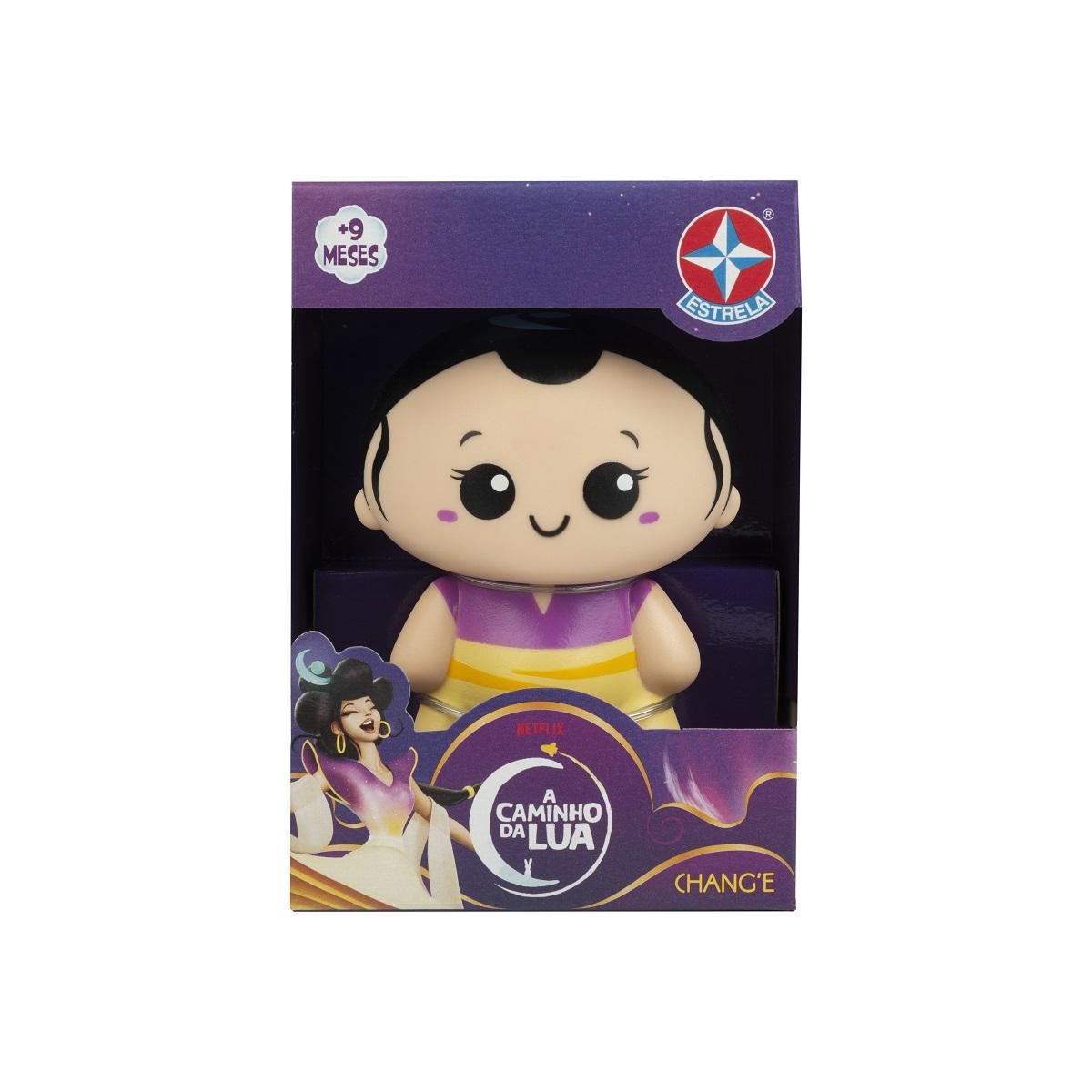 Toy Art A Caminho Da Lua - Chang'E Estrela