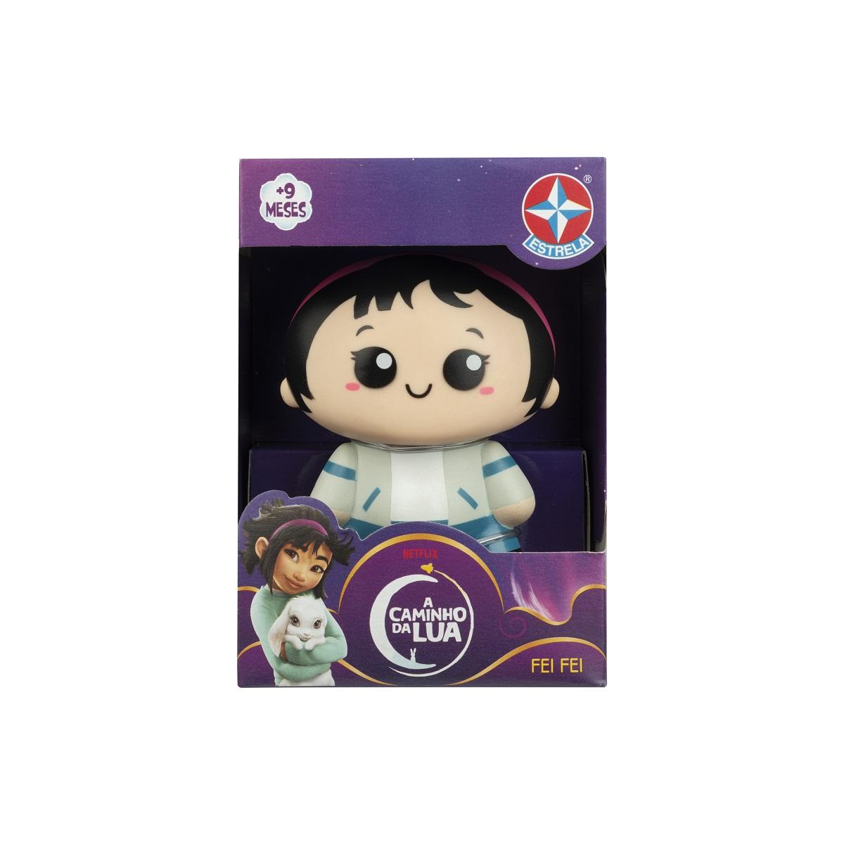 Toy Art A Caminho Da Lua - Fei Fei Estrela