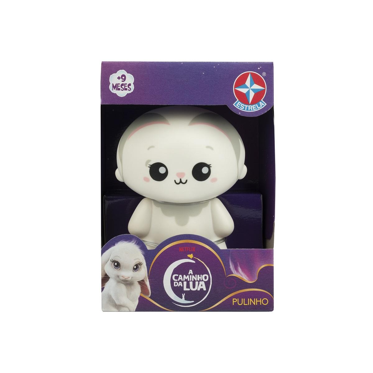 Toy Art A Caminho Da Lua - Pulinho Estrela