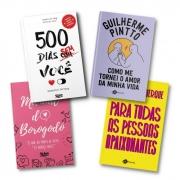 4 livros para se tornar o amor da sua própria vida