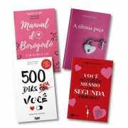 4 livros sobre amor e perdão