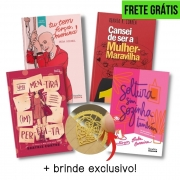 4 livros sobre mulheres fortes