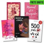 5 livros para aprender a se amar mais
