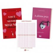 Amor Salva! ❤   3 livros best-sellers inspiradores