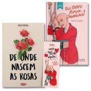 Combo Duda Riedel!   2 livros inspiradores
