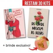 Combo Duda Riedel + BRINDE! | 2 livros inspiradores