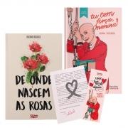 Combo Duda Riedel! + carta AUTOGRAFADA!   2 livros inspiradores