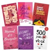 Se ame, mulher! ♥ + cartas autografadas!   6 livros motivacionais