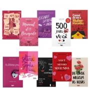 Se valoriza, mulher! ❀ + cartas autografadas!   10 livros motivacionais