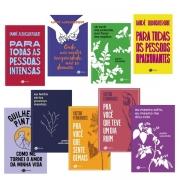 Seja forte e corajoso! ⭑ | 9 livros best-sellers