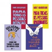 Seja o amor da sua vida! ❣ | 4 livros encorajadores!