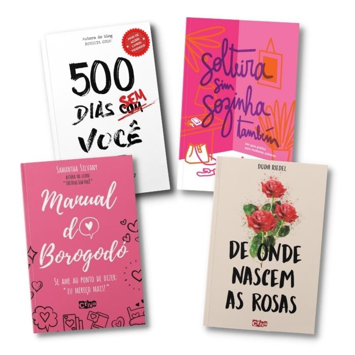 4 livros para superar um relação