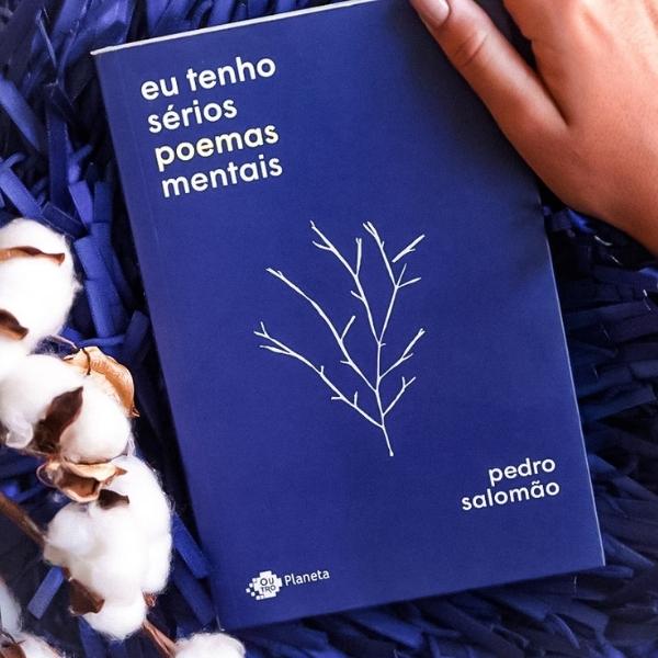 Eu Tenho Sérios Poemas Mentais   Pedro Salomão