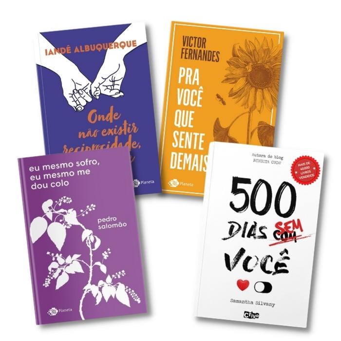 Para pessoas ansiosas | 3 livros acolhedores