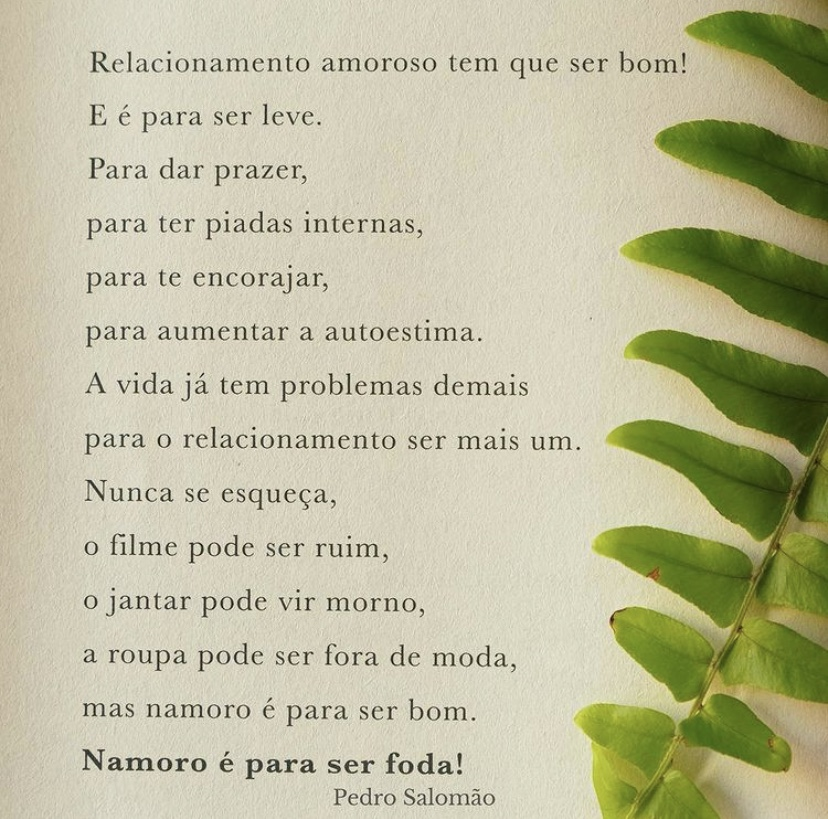 Se Você me Entende, Por Favor me Explica | Pedro Salomão