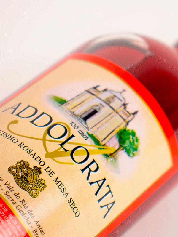 Vinho Cainelli Addolorata Seco Rosé