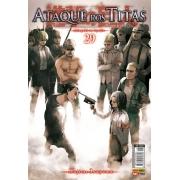 ATAQUE DE TITÃS - VOL. 29