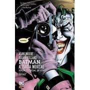 BATMAN: A PIADA MORTAL - capa dura