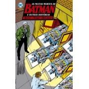 BATMAN: AS MUITAS MORTES DE BATMAN