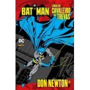 Batman Lendas Do Cavaleiro Das Trevas - Don Newton - Vol. 02