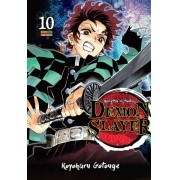 DEMON SLAYER - KIMETSU NO YAIBA VOL. 10