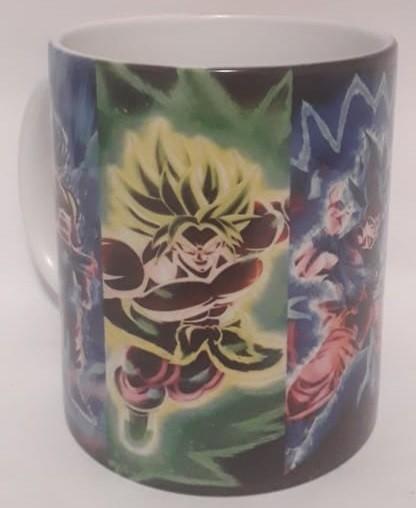 Caneca Dragon Ball