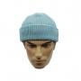 Gorro Curto Marinheiro Touca De Lã Streetwear Hip Hop Rap - Azul Claro