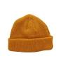 Gorro Curto 2 Camadas Marinheiro Touca Streetwear Hip Hop Rap - Amarelo Mostarda