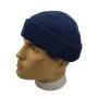 Gorro Curto 2 Camadas Marinheiro Touca Streetwear Hip Hop Rap - Azul Mescla