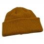 Gorro Curto Marinheiro Touca De Lã Streetwear Hip Hop Rap - Amarelo Ouro