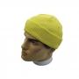 Gorro Curto Marinheiro Touca De Lã Streetwear Hip Hop Rap - Verde Limão