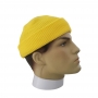 Gorro Curto Marinheiro Touca Streetwear Hip Hop Rap - Amarelo